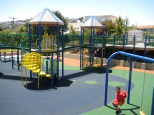 St Mary S Playground Amp Rec Center San Francisco Parks